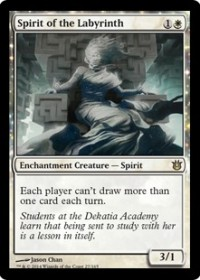 Spirit of the Labyrinth (Foil)