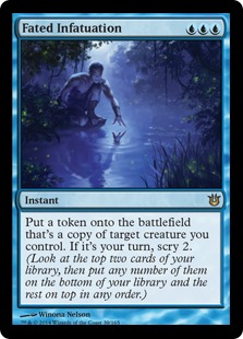 Fated Infatuation (Foil)