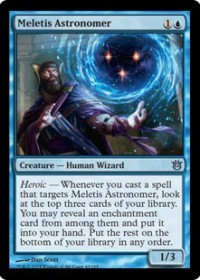 Meletis Astronomer