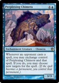 Perplexing Chimera (Foil)