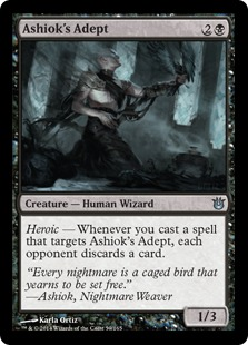 Ashiok's Adept