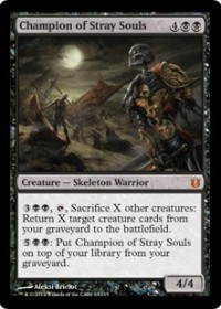 Champion of Stray Souls (Foil)