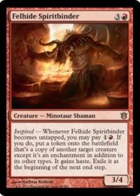 Felhide Spiritbinder (Foil)
