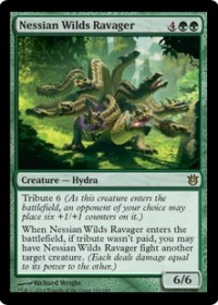 Nessian Wilds Ravager (Foil)