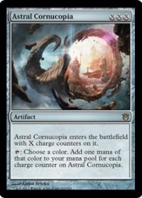 Astral Cornucopia (Foil)