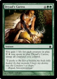 Dryad's Caress