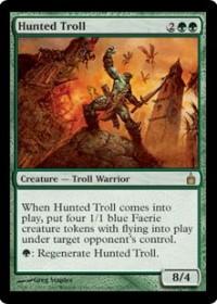 Hunted Troll