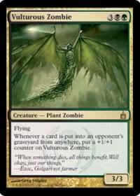 Vulturous Zombie (Foil)