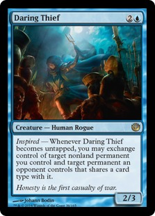 Daring Thief (Foil)