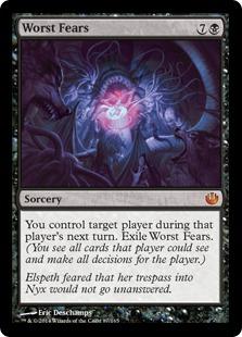 Worst Fears (Foil)