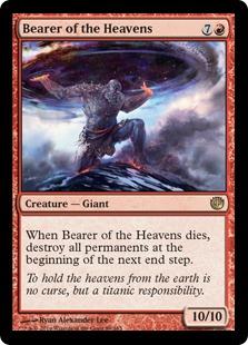 Bearer of the Heavens