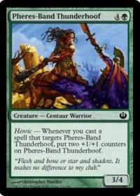 Pheres-Band Thunderhoof
