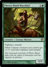 Pheres-Band Warchief (Foil)