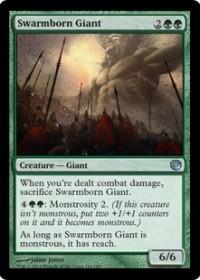 Swarmborn Giant