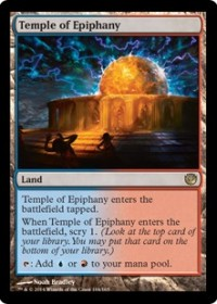 Temple of Epiphany (Foil)