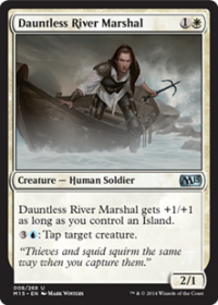 Dauntless River Marshal