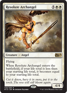 Resolute Archangel (Foil)