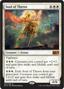 Soul of Theros (Foil)