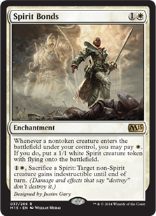 Spirit Bonds (Foil)