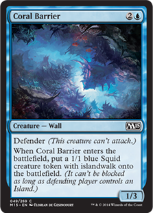 Coral Barrier