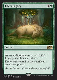 Life's Legacy (Foil)