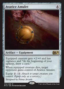 Avarice Amulet (Foil)