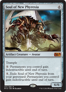 Soul of New Phyrexia (Foil)
