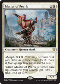 Master of Pearls (Foil)