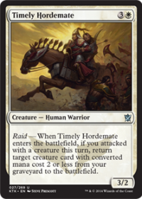 Timely Hordemate