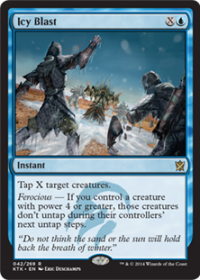 Icy Blast (Foil)
