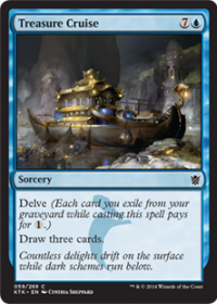 Treasure Cruise (Foil)