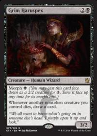 Grim Haruspex (Foil)