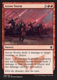 Arrow Storm (Foil)