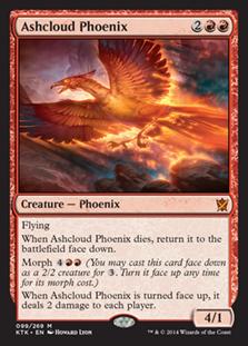 Ashcloud Phoenix (Foil)