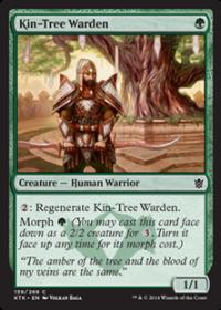 Kin-Tree Warden
