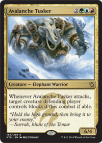 Avalanche Tusker