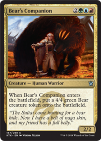 Bear's Companion