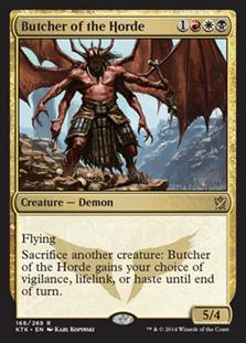 Butcher of the Horde (Foil)