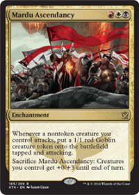 Mardu Ascendancy (Foil)