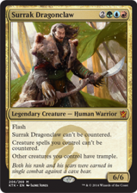 Surrak Dragonclaw (Foil)