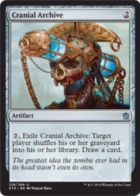 Cranial Archive
