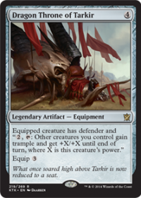 Dragon Throne of Tarkir (Foil)