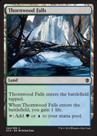Thornwood Falls (Foil)