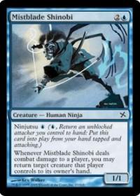 Mistblade Shinobi