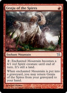 Genju of the Spires