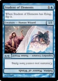 Student of Elements