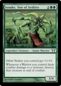 Sosuke, Son of Seshiro