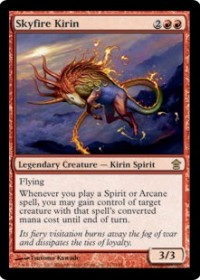Skyfire Kirin