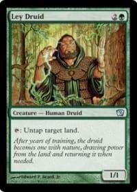 Ley Druid