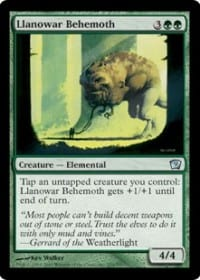 Llanowar Behemoth